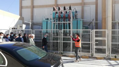 """صورة رئيس جهاز""""القاهرة الجديدة"""": الانتهاء من تنفيذ محطة محولات كهرباء بالمنطقة الصناعية بالتجمع الثالث"""