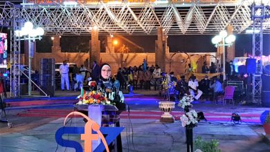 صورة وزيرة التجارة والصناعة تشارك فى إفتتاح فعاليات الدورة الـ 38  لمعرض الخرطوم الدولي