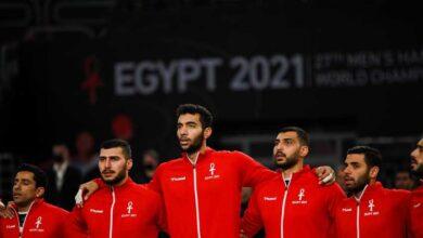 صورة مونديال اليد 2021 .. منتخب مصر يواجه الدنمارك  فى منافسات دور الثمانية