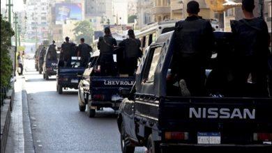 صورة ضبط المتهمين بالتعدي على أحد الأشخاص من ذوي الإحتياجات الخاصة بالقاهرة