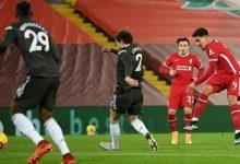صورة شوط أول سلبي بين ليفربول ومانشستر يونايتد بالدوري الإنجليزي