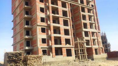 """صورة رئيس جهاز مدينة ملوى الجديدة يتفقد أعمال تنفيذ 1024 وحدة سكنية بمشروع """" JANNA"""""""