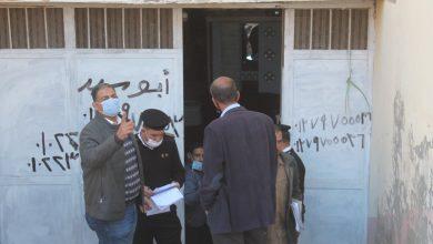 صورة رئيس جهاز مدينة السادات: غلق وحدة سكنية و  12 بدروماً مخالفاً بالمدينة