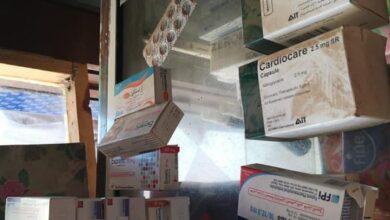 صورة ضبط 35 صيدلية مخالفة وأدوية مخدرة ومهربة بالغربية