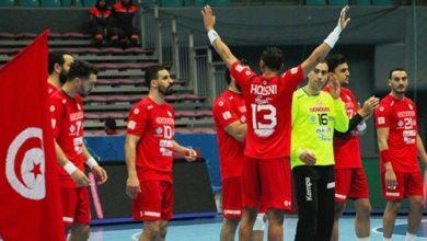 صورة تونس تواجه النمسا على لقب كأس الرئيس بعد فوزها على أنجولا بنتيجة 34 – 29