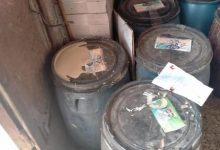 صورة ضبط 2.942 طن مواد غذائية فاسدة في حملات تفتيشية بالغربية