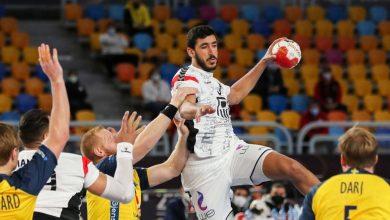 صورة مونديال اليد 2021..رسميا المنتخب المصري يحتج علي حكم مباراته مع السويد
