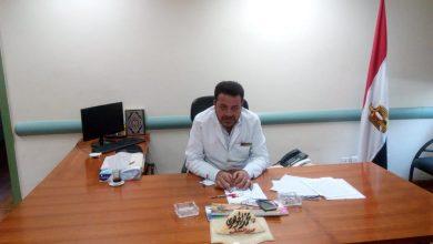 صورة تجديد ندب الجوهري مديرًا لمستشفى زفتي العام