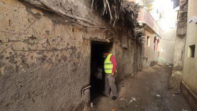 صورة الأورمان تقوم بتوزيع 28 طن لحوم على الأسر الأولى بالرعاية بالغربية