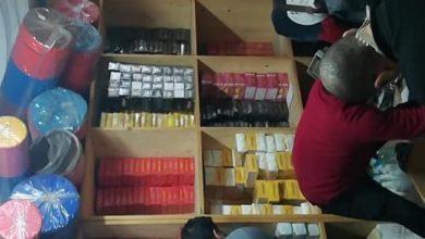 صورة صحة الغربية .. ضبط أدوية ومكملات غذائية مجهولة المصدر بحي ثاني طنطا