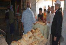 صورة تحرير ١٣ مخالفة في حملة تموينية على المخابز بمركز زفتى