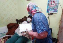 صورة تطبيق مبادرة رئيس الجمهورية… استمرار الرعاية الصحية لحالات العزل المنزلي بالغربية