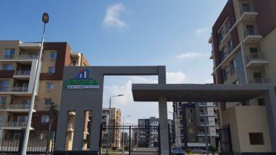 """صورة رئيس جهاز مدينة دمياط الجديدة يتفقد وحدات مشروع """"JANNA"""" استعداداً لتسليمها لحاجزيها"""