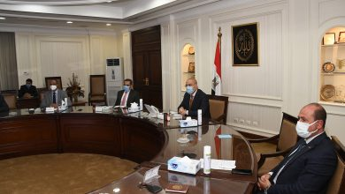 صورة وزير الإسكان يتابع إجراءات تنفيذ الخطة الاستراتيجية للتوسع فى محطات تحلية مياه البحر