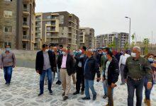 """صورة مسئولو """"الإسكان """" يتفقدون مشروعات مدينة المنيا الجديدة"""