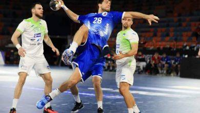 صورة مونديال اليد 2021.. منتخب روسيا يفوز على منتخب سلوفينيا بنتيجة 31 – 25