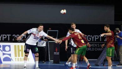 صورة مونديال اليد 2021 .. النرويج تتغلب على البرتغال 16-14 في الدور الرئيسي