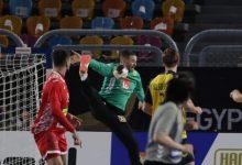 صورة مونديال اليد 2021..بيلاروسيا تتقدم على السويد 15-11 فى الشوط الأول