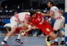 صورة مونديال اليد 2021.. الدنمارك تتقدم على كرواتيا 17 – 15 بالشوط الأول