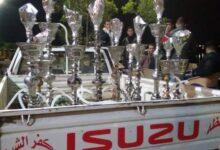 """صورة مصادرة """"33شيشة"""" وغلق 2مقهي مخالفة في حملة ليلية بدسوق"""