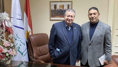 صورة صميده رئيساً للهيئة البرلمانية لحزب المؤتمر بمجلس الشيوخ و الضوي رئيساً لهيئته في مجلس النواب
