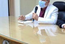 صورة الصباغ يشيد بالاستجابة الفورية للدكتور سعد مكى لاجراء عمليه قيصريه لأم مصابه بكورونا بالمستشفى الدولي بالمنصورة