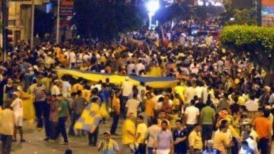 صورة مظاهرات غاضبه في الإسماعيلية للمطالبة برحيل مجلس الإدارة