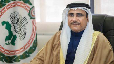 صورة رئيس البرلمان العربي يُدين إطلاق ميليشيا الحوثي الإرهابية ثلاث طائرات مفخخة باتجاه المملكة العربية السعودية