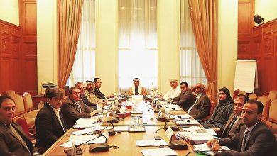 صورة مكتب البرلمان العربي يوافق على مقترح رئيس البرلمان بإنشاء المرصد العربي لحقوق الإنسان