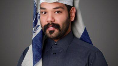 صورة عدنان وطبان الناصرى :مستمر فى إطلاق مبادرات للاسرة العربية على مواقع التواصل