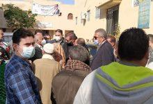 صورة افتتاح مستشفي الغسيل الكلوى بقرية سندسيس مركز المحله