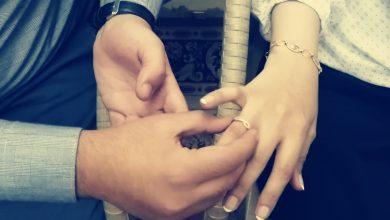 صورة مبروك للعروسين.. مصر البلد تهنئ الزميل محمد عيد والأستاذة مي عماد بالخطبة السعيدة