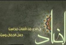 صورة لغة الضاد هي لغتنا العربية