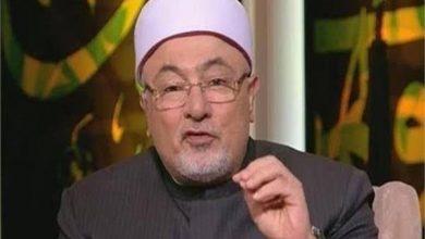 صورة خالد الجندى:محدش هيتنادى باسم أمه غير السيد المسيح بن مريم