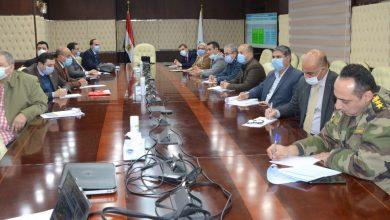 """صورة """"الإسكان"""": لجنة الحصر والتفاوض بمشروع تنمية الساحل الشمالي الغربي تبدأ أعمالها مع الشركات العاملة بالمنطقة"""
