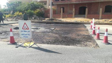 صورة رئيس جهاز مدينة الشروق: بدء تنفيذ  مشروعي صيانة للطرق وتنسيق الموقع العام بالمدينة