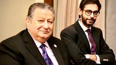 """صورة """"عادل"""" مساعداً لرئيس حزب المؤتمر للإعلام ورئيساً لمجلس أمناء الجيزة"""