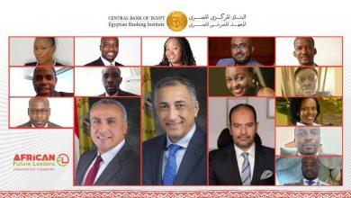 صورة المعهد المصرفي يحتفل بتخريج أول دفعة من برنامج قيادات المستقبل في القطاع المصرفي الإفريقي عبر الإنترنت