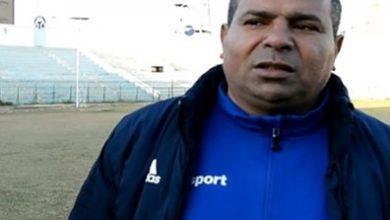 صورة اصابة المدرب العام والمدير الإداري للمحلة بكرونا