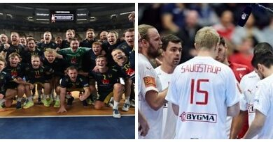صورة غدا .. نهائي بطولة العالم لكرة اليد بين الدنمارك والسويد
