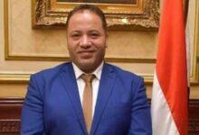 """صورة مصطفى سالمان: أرفض تدخلات """"الكونجرس الأمريكي"""" وحصد المكاسب لن يكون على حساب مصر"""