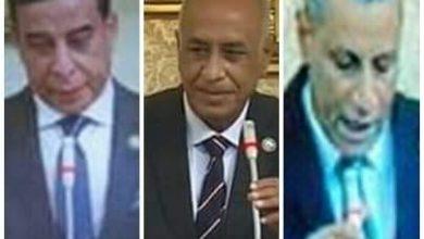 """صورة من بينهما """"باهي أمين """"… نواب الأقصر الثلاثة ينتهوا من أداء اليمين بمجلس النواب"""