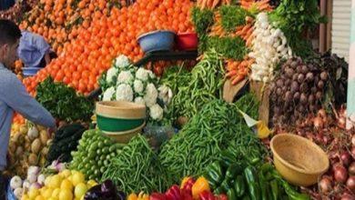 صورة تعرف على أسعار الخضروات والفاكهة اليوم الخميس 14 يناير 2021
