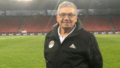 صورة وفاة حسنين حمزة مدلك المنتخب الوطني إثر أزمة صحية