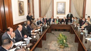 صورة الهيئة العليا للوفد توافق على قرارات رئيس الحزب لحماية بيت الأمة
