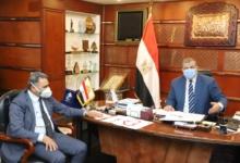 """صورة إطلاق مبادرة """"سجل نفسك"""" للعمالة المصرية مطلع مارس المقبل بإيطاليا"""
