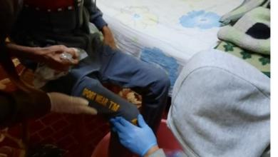 صورة محافظ كفر الشيخ يوجه بنقل مسن بلا مأوى لدار رعاية بالورق