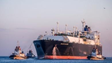 صورة ميناء دمياط يستعد لاستقبال ناقلات الغاز المسال بعد توقف ٨ سنوات