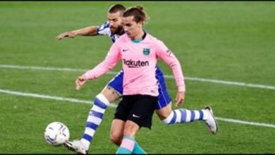 صورة بث مباشر مباراة برشلونة وألافيس في الدوري الإسباني