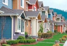 صورة ارتفاع نسبة المبيعات للمنازل الأمريكية الجديدة